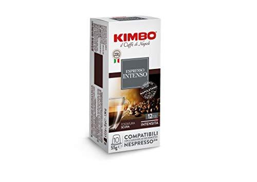 480 CAPSULE KIMBO COMPATIBILI NESPRESSO INTENSO