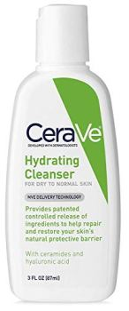 CeraVe Hydrating Cleanser 3 oz (Pack of 3)