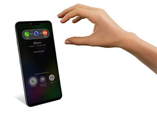 ATT-Wireless-LG-G8-ThinQ-128GB-Aurora-Black-LM-G820UMA-Renewed