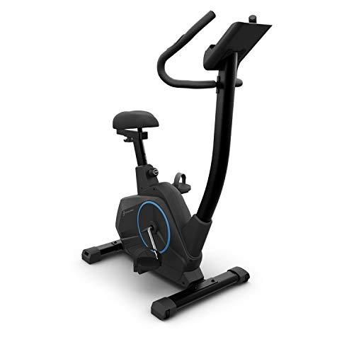 Capital Sports Epsylon Cycle Fitnessfahrrad - mit 12 kg Schwungmasse ideal als Heimtrainer, geräuscharm, Fit...