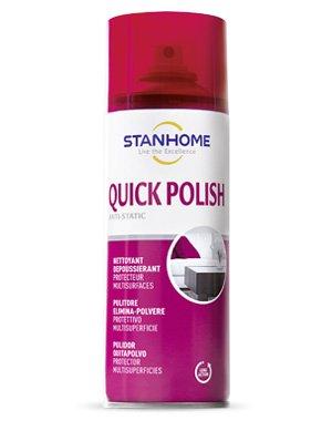 Quick Polish Pul. Limpiador que elimina el polvo de los mueb