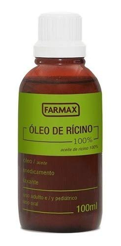 Farmax Óleo De Rícino 100ml