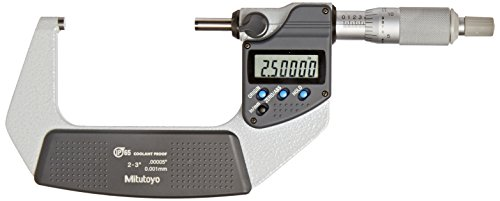 Mitutoyo 293-342-30 Digimatic Outside Micrometer,...
