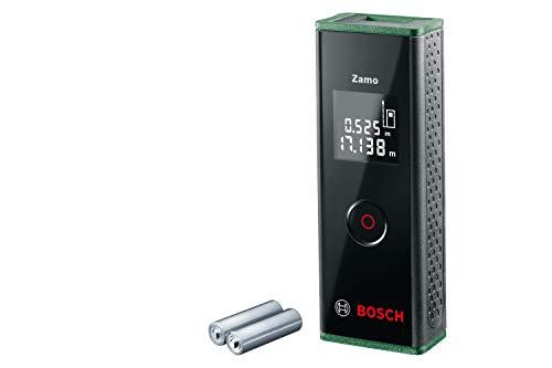 Bosch Laser Entfernungsmesser Zamo (3. Generation, Messbereich: 0,15 – 20 m, im Premiumkarton)