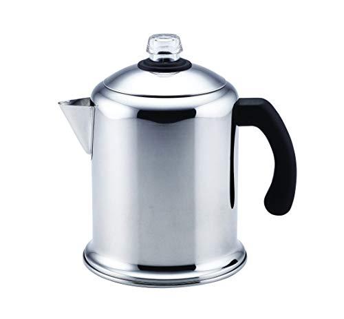 Farberware 50124 Classic Yosemite Stainless Steel Coffee...