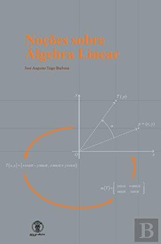 Noções sobre Álgebra Linear