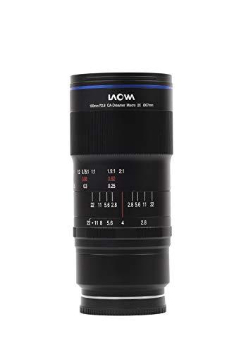【国内正規品】 LAOWA 交換レンズ マクロレンズ 100mm F2.8 2倍 ウルトラ マクロ APO ソニー Eマウント用 L...