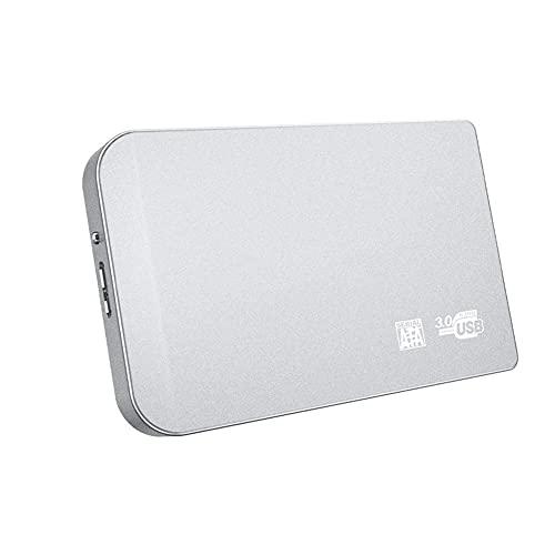 Hard disk esterno in lega da 2 Tb/500 Gb/320 Gb/60 Gb, USB 3.0 Mobile Backup, adatto per PC Desktop Computer, Notebook...