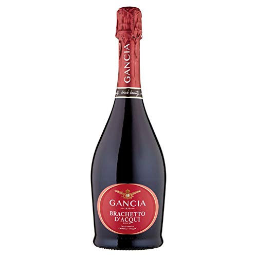Gancia Brachetto D'Acqui Docg Spumante Dolce, confezione da 3 bottiglia da 750 ml
