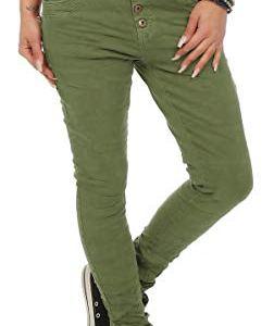 Lexxury 10118 Knackige Damen Jeans Röhrenjeans