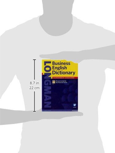 Longman-Business-English-Dictionary-for-upper-intermediate-advanced-learners-CD-Lingua-inglese