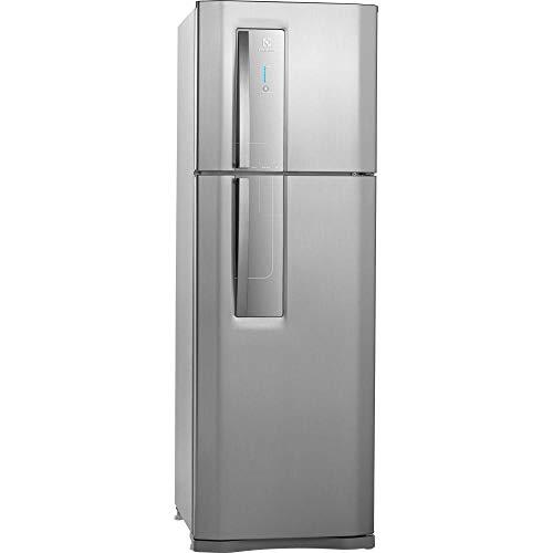 Refrigerador Frost Free Electrolux 382L Inox (DF42X) - 220V