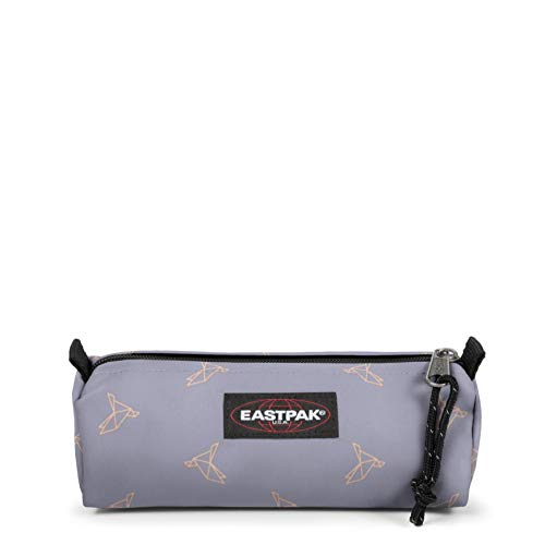 Eastpak BENCHMARK SINGLE Astuccio, 20 cm, Viola (Minigami Birds)