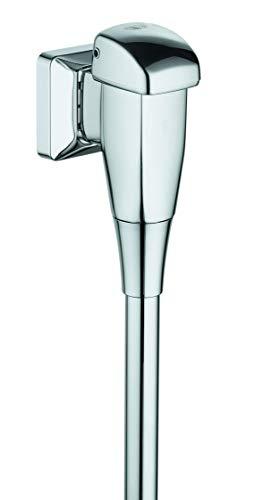 Grohe 37437000 Urinal-Spülventil, mit Absperrung, silberfarben