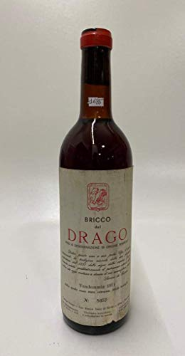 Vintage Bottle - Cascina Drago Bricco del Drago 1971 0,72 lt. - COD. 1685