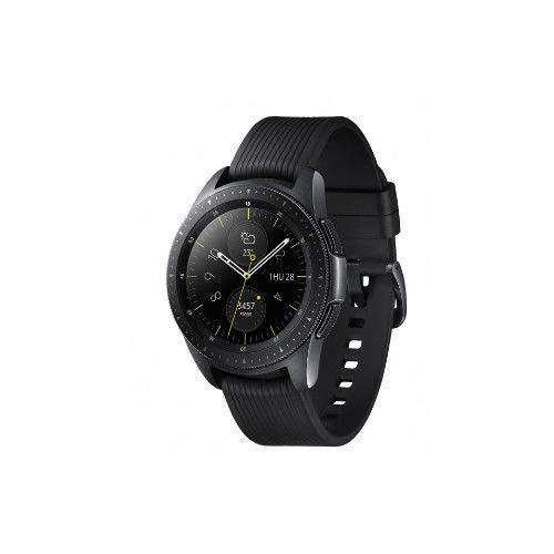 Samsung. Galaxy Watch ギャラクシーウォッチ 最新モデル Wi-Fi Bluetooth SM-R810 42mm [並行輸入品] ミッ...