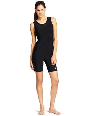 "Flat seam stitching Gripper elastic leg opening Women's specific fit 7"" inseam Tight Fit"