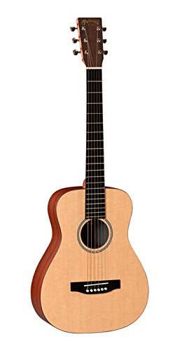 Martin X Series 2015 LX Little Martin Acoustic Guitar Natural