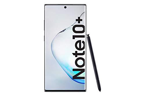 Samsung Galaxy℗ Note10+ SM-N975F - Smartphone (Dual SIM, 12 GB RAM, 256 GB Memoria, 10 MP Dual Pixel AF) Negro (Black)
