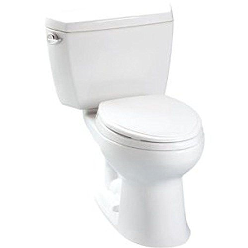 Toto CST744E#01 Elongated Toilet
