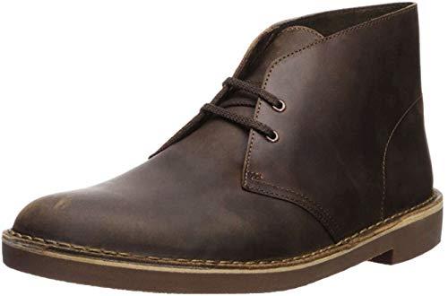 4. Clarks Bushacre 2 Chukka Boot Men's Shoes