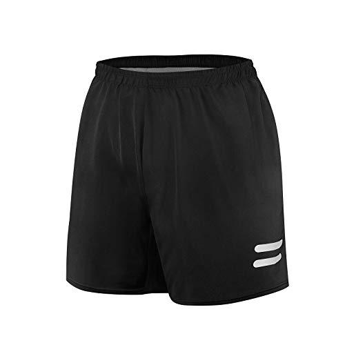 WHCREAT Pantaloncini Sportivi da Uomo, Allenamento Rapido e Asciutto con Pantaloncini da Ginnastica...