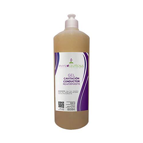 Gel Cavitacion conductor Reafirmante 1000 ml ( urea, castañ