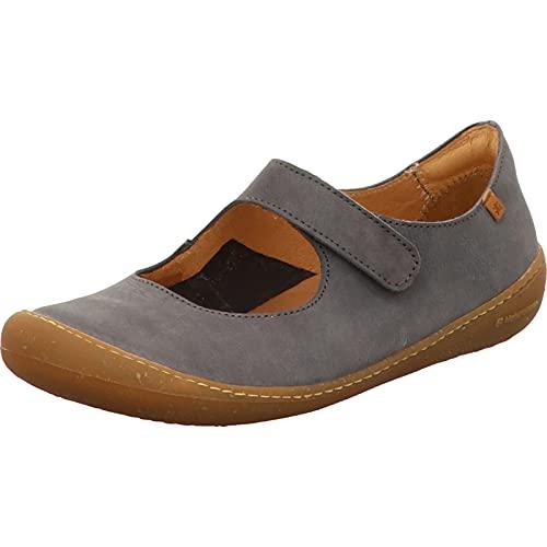 El Naturalista Mujer Merceditas,Zapatos Planos,Zapatos Bailarinas PAWIKAN, señora Bailarinas,Zapatos Planos,Mary-Jane,Azul (Vaquero /),36 EU / 3 UK