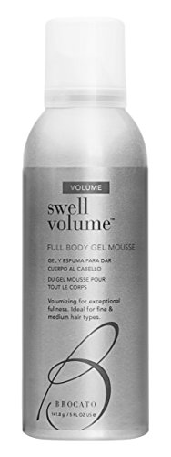 Brocato Swell Volume Gel Mousse: Curl Styling...