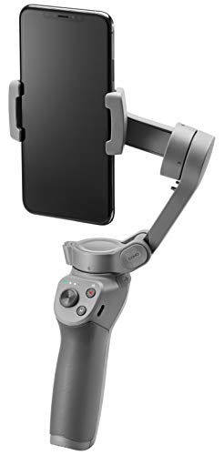 DJI Osmo Mobile 3 – Stabilizer 3 Axis Gimbal Compatible with iPhone and Smartphone, Lightweight and Portable Design, Stable Shooting, Intelligent Control