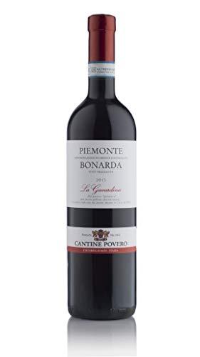 Cantine Povero - Piemonte Bonarda Frizzante'La Gavardina' 0,75 lt.