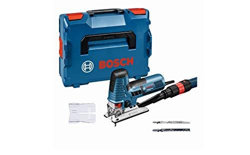 Bosch Professional Scie sauteuse Filaire GST 160 CE (800 W, Ø de la lame 305 mm, régime à vide : 3,800 tr/min)