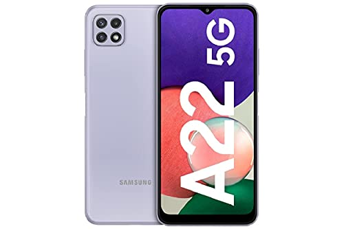 Samsung GalaxyA22 5G–Smartphonelibrecon 6.6 Pulgadas...