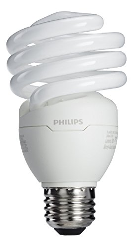 Philips LED 417097 Energy Saver Compact Fluorescent T2 Twister...