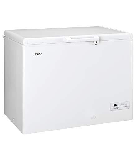 Haier HCE319F, Congelatore a pozzetto, 310 Litri