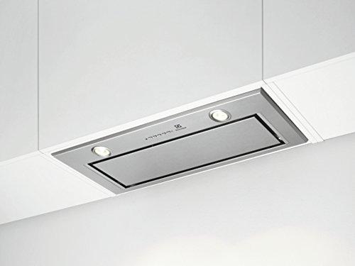 Electrolux EFG 90563 OX Dunstabzugshaube/Flachschirmhaube/ 77.0 cm/hohe Leistung, geringer Energieverbrauch, einfache Fernbedienung