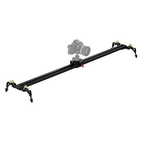 Fotodiox Pro SlideCam 1000-39' Video Slider Stabilizer, DSLR...
