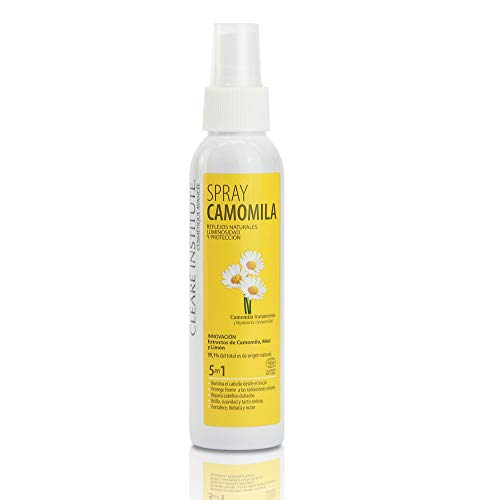 Clearé Institute Spray Camomila - Brillo, suavidad y Tacto