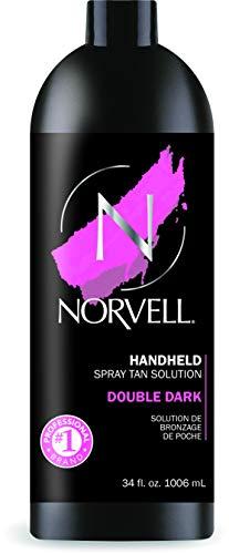 Norvell Premium Sunless Tanning Solution - Double Dark, 1 Liter