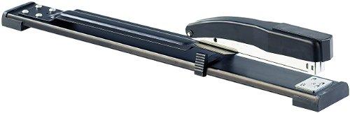 General Office Cucitrice lunga: Cucitrice a braccio lungo per 50 fogli, fino ad A3, Profondit di inserimento fino a 31,75 cm (Cucitrice a braccio lungo)