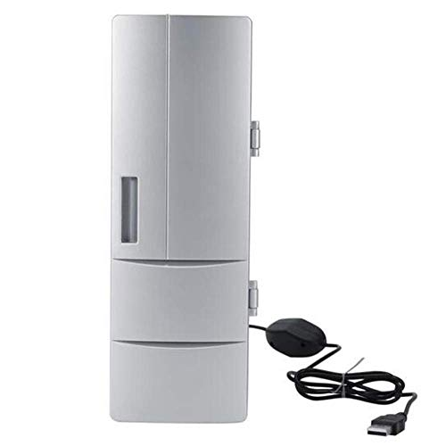 YLLN Frigorifero Mini USB Frigorifero Il congelatore pu Bere Birra Dispositivo di Raffreddamento del...