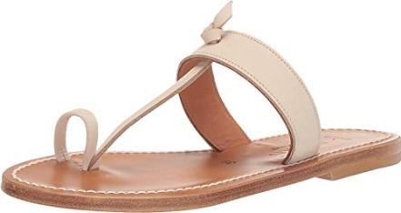 K.Jacques French Sandals For Beach Parties Walking Travel Parisian Street Style Italian Shoes Paris Chic Style
