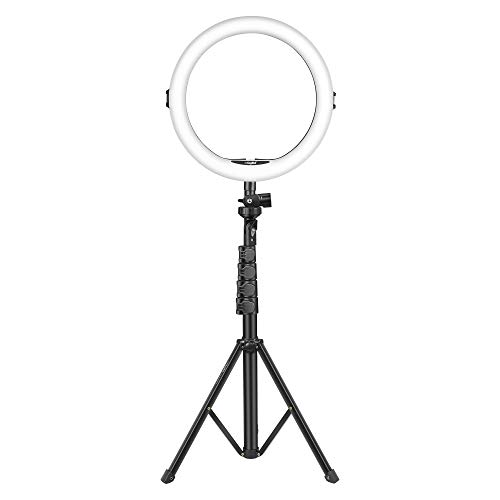 DIGITEK® (DRL 12C) Professional 30.5 cm LED Ring Light with Tripod Stand for Mobile Phones & Camera...