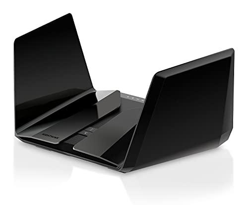 Netgear Nighthawk AX12 12-Stream WiFi 6 Router (RAX200) - AX11000 Tri-Band Wireless Speed (Up to...