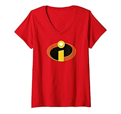 Officially Licensed Disney Pixar Apparel 15PXIC002WC Lightweight, Classic fit, Double-needle sleeve and bottom hem