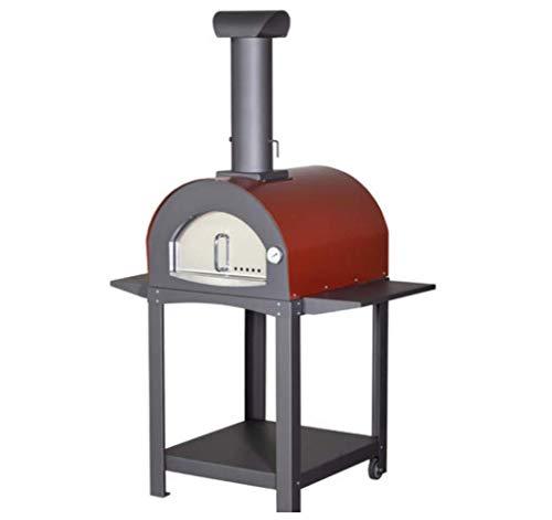 Godino Forno Professionale per Pizza e Pane, a Legna o Gas Gol (bruciatore Non Incluso)