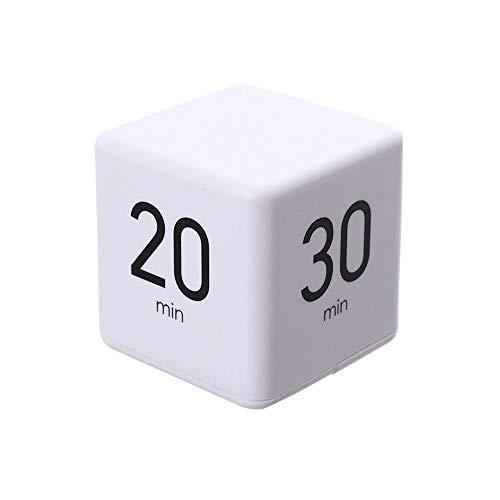 FreeLeben Smart Timer Cube 1 3 5 10/15 20 30 60 min for Kitchen,...