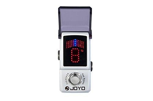 JOYO JF-326 Irontune Ironman Mini Chromatic Guitar Effects Pedal Floor Tuner