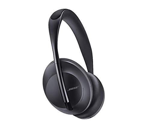 Bose 700 - Auriculares con cancelación de ruido, con Alexa integrada, Negro