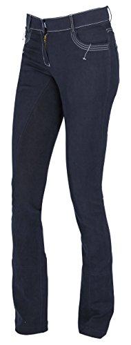 Covalliero Kerbl Reithose BasicPlus, Damen Jodhpurreithose Damenreithose, blau, 40